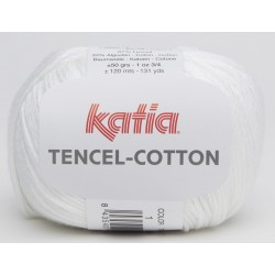 Coton Katia  TENCEL COTTON 1