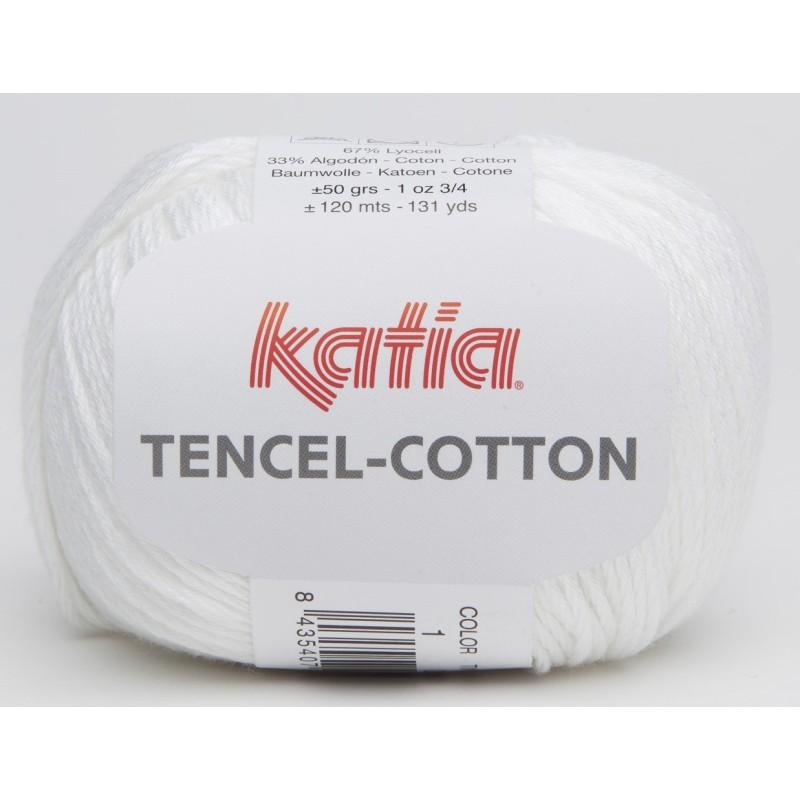 Coton Katia  TENCEL COTTON 1