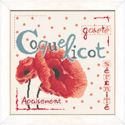 Coquelicot J001