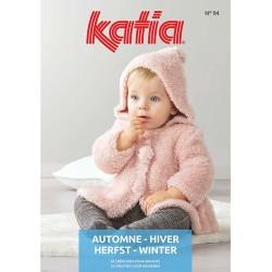 Catalogue Katia Layette N°94- Automne-Hiver 2020-2021