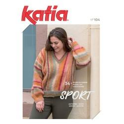 Catalogue Katia N°104 Sport...