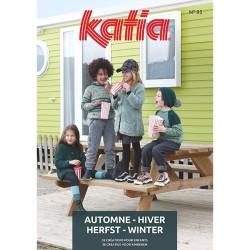 Catalogue Katia Enfant n°95 Automne-Hiver 2020/2021