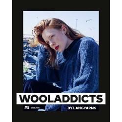 Catalogue Lang Yarns WoolAddicts n°5 Automne-Hiver 2020-2021