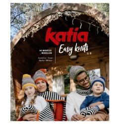 Catalogue Katia Easy Knits n° 9 Hiver - 2020 / 2021