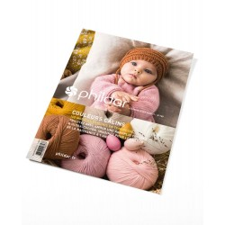 Catalogue Phildar Layette n° 189 Hiver - 2020 / 2021