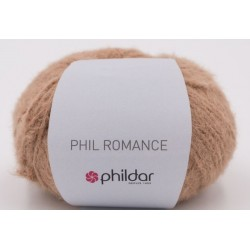 Laine Phildar Phil Romance Cappuccino