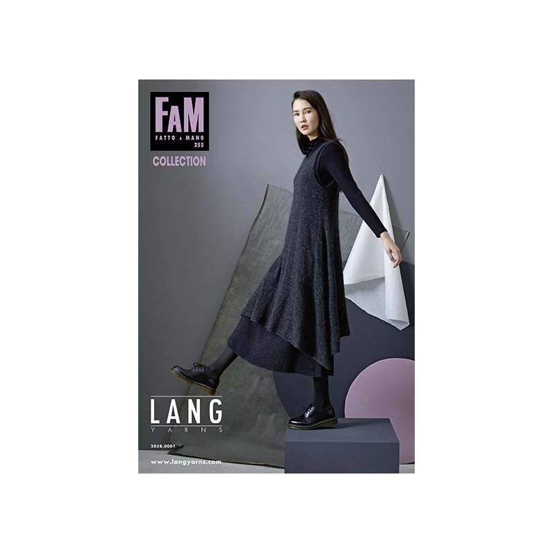 Catalogue Lang Yarns n° 255 Hiver - 2018 / 2019