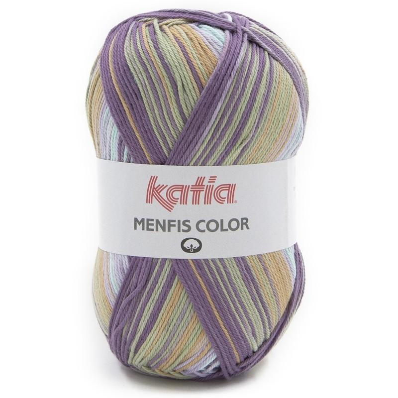 Coton Katia Menfis Color 112