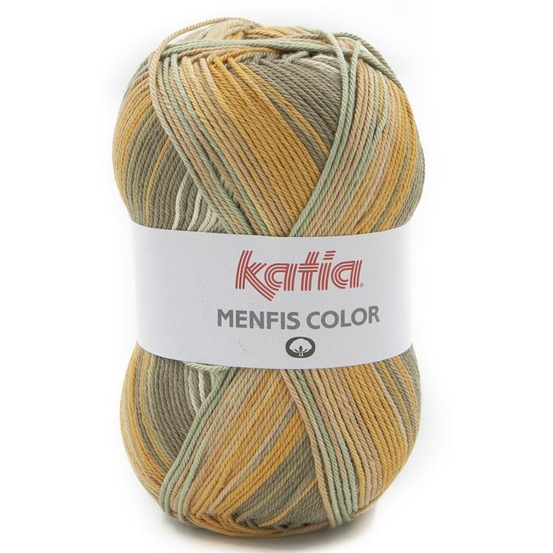 Coton Katia Menfis Color 113