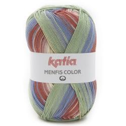 Coton Katia Menfis Color 114
