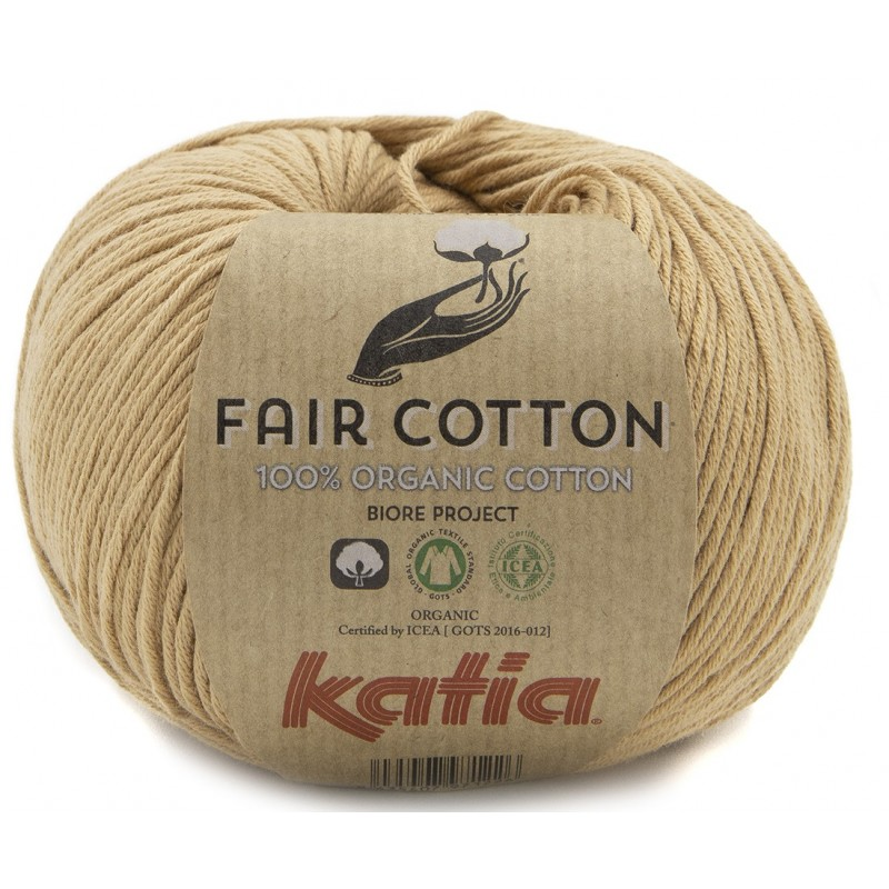 Coton Katia Fair Cotton 45