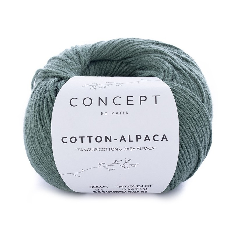 Coton Katia Cotton Alpaca 94