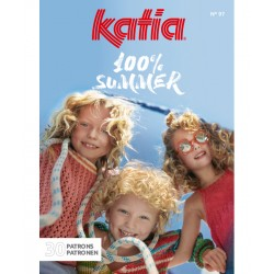 Catalogue Katia Enfant 100% Summer n° 97 Eté 2021