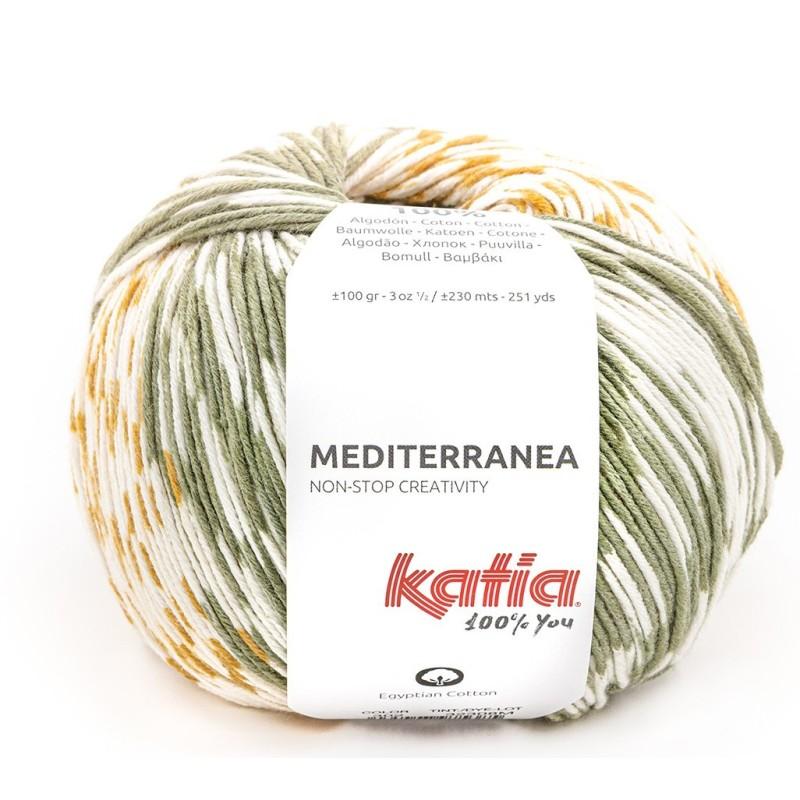 Coton Katia Méditerranéa 302