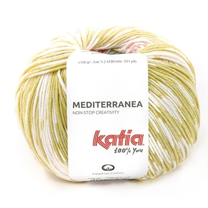 Coton Katia Méditerranéa 307