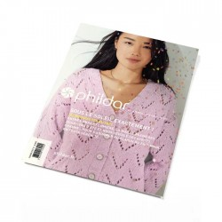Catalogue Phildar Femme n° 197 Eté - 2021 - Sous le soleil exactement