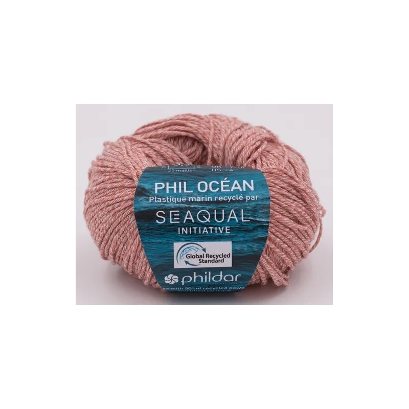 Coton Phildar Phil Océan Terracotta