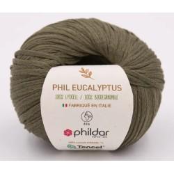 Coton Phildar Phil Eucalyptus Army