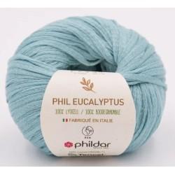 Coton Phildar Phil Eucalyptus Lagon