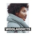 Catalogue WoolAddicts N°1 Lang Yarns - Hiver 2018 / 2019