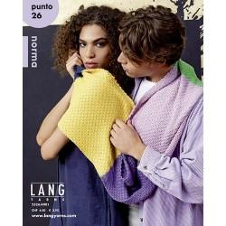 Catalogue Lang Yarns N°26 Punto Norma - P/E 2021