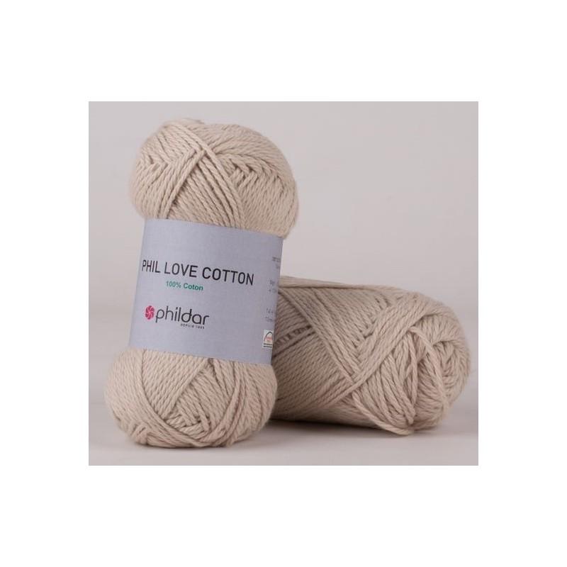 Coton Phildar Phil Love Cotton Lin