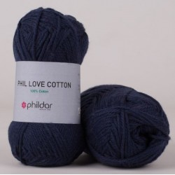 Coton Phildar Phil Love Cotton Marine