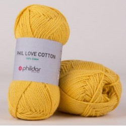 Coton Phildar Phil Love Cotton Soleil