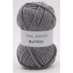 Laine Phildar Phil Rapido Acier