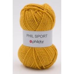 Laine Phildar Phil Sport Ambre
