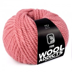 Laine Lang Yarns WoolAddicts FIRE 1000