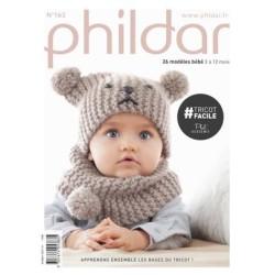 Catalogue Phildar Layette Facile n° 162 Eté 2019