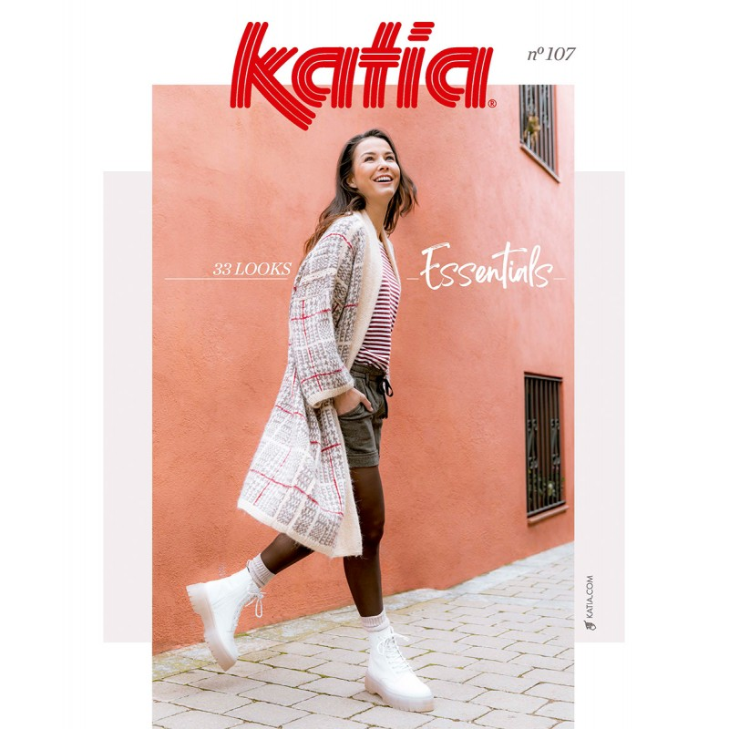Catalogue Katia N°107 Essentials - Automne/Hiver 2021 / 2022
