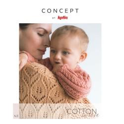 Catalogue Katia Concept N°1 Cotton in Love - Automne / Hiver 2020 / 2021