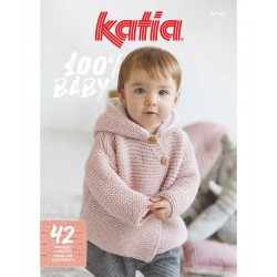 Catalogue Katia N°98 Layette - Automne / Hiver 2021 / 2022