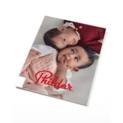 Catalogue PHILDAR N°200 Layette - Automne / Hiver 2021 / 2022