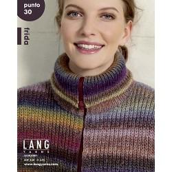 Catalogue Lang Yarns N°30 Punto Frida - Automne / Hiver 2021 / 2022