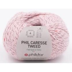 Laine Phildar PHIL CARESSE TWEED Pétale
