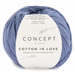 Laine Katia COTTON IN LOVE 64