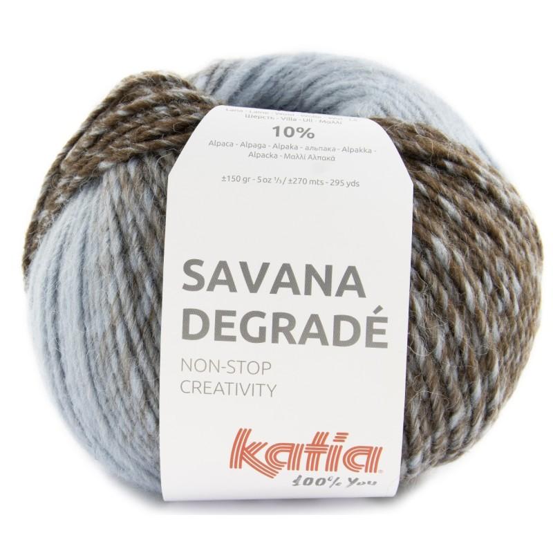 Laine Katia SAVANA DEGRADÉ 105