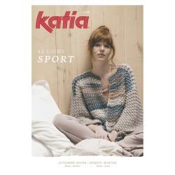 Catalogue Katia N°108 Sport - Automne / Hiver 2021 / 2022