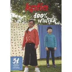 Catalogue Katia N°99 Enfant - Automne / Hiver 2021 / 2022