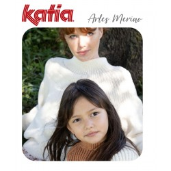 "Catalogue Katia ""Arles Mérino"" - Automne / Hiver 2021 / 2022"