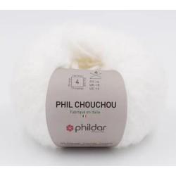 Laine Phildar PHIL CHOUCHOU Craie