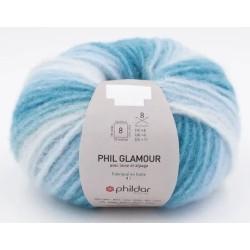 Laine Phildar PHIL GLAMOUR Glaçon