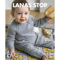 Catalogue Lanas Stop N°3 Layette - Automne / Hiver 2021 / 2022