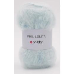 Laine Phildar PHIL LOLITA Aqua