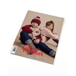 Catalogue Phildar N°203 L'hiver de nos enfants - Auomne / Hiver 2021 / 2022