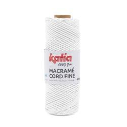 Coton recyclé Katia MACRAME CORD FINE 200