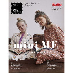 Catalogue Katia Fabrics miniME - Automne - Hiver - 2021 - 2022